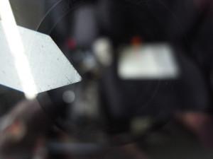 アコードワゴンガラス修理