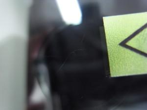 スバルインプレッサ フロントガラス修理