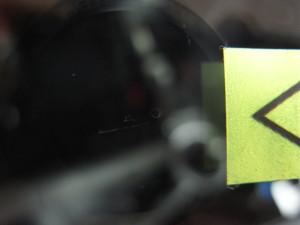 スバルBRZ  フロントガラス修理