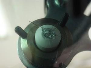 ホンダN-BOX フロントガラス補修