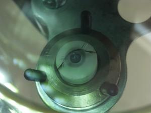 トヨタプリウス フロントガラス補修