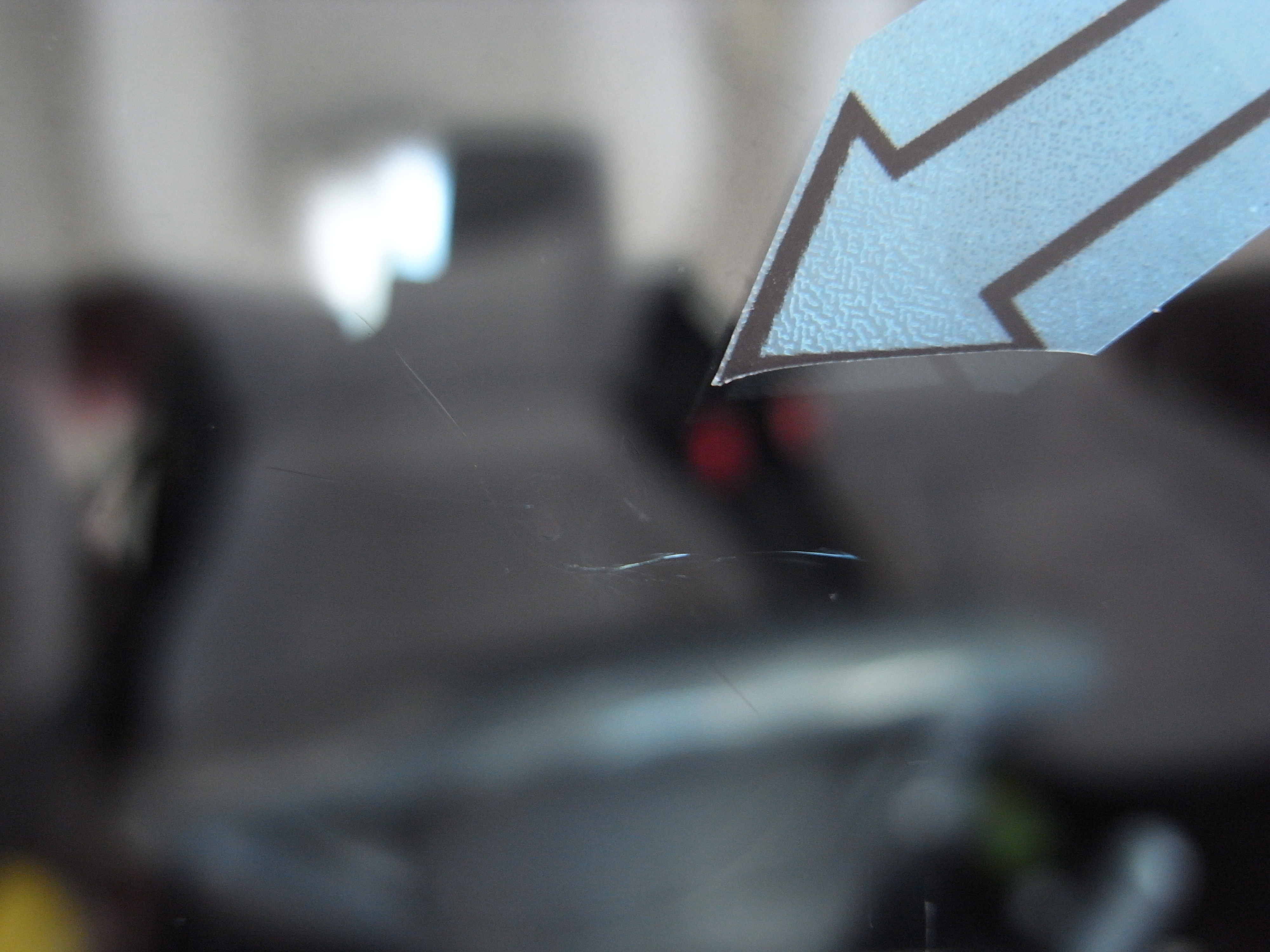 自動車 フロントガラス補修