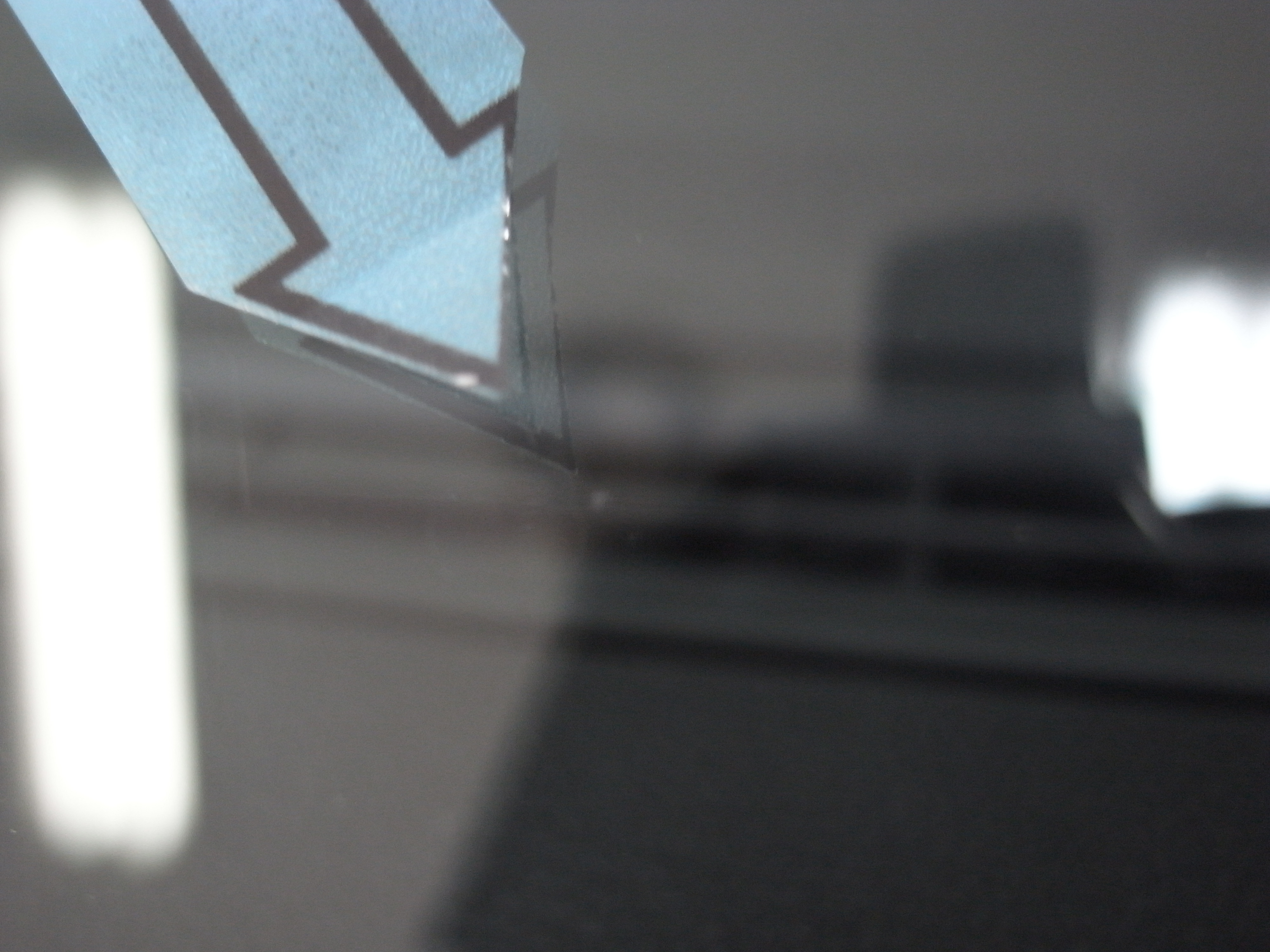 フォルクスワーゲンティグアン フロントガラス補修