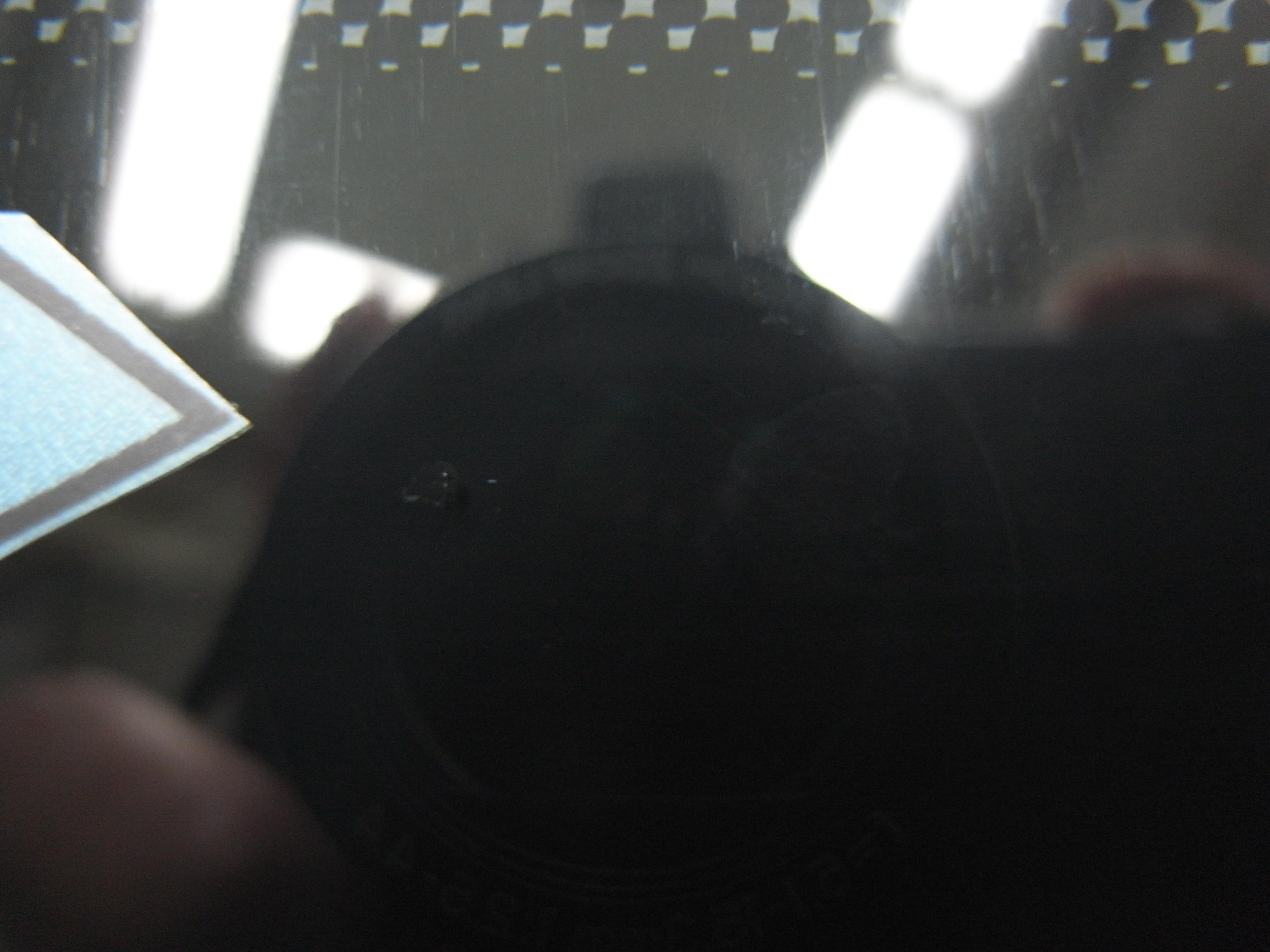 BMWZ4 フロントガラスリペア