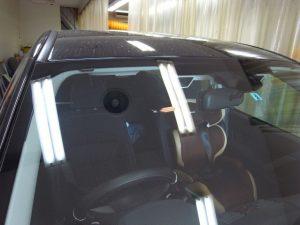 スバルフォレスター フロントガラス修理