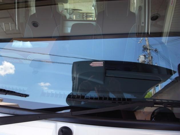 車 ウインドウガラス補修