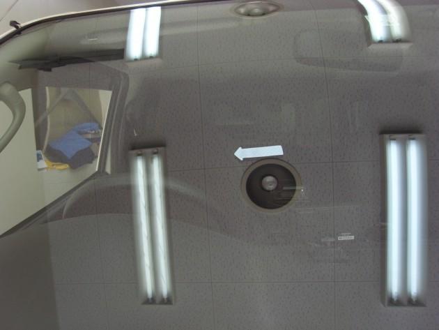 自動車ガラス 補修