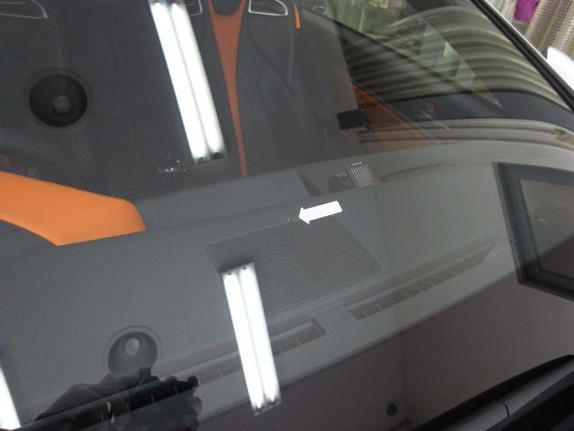 自動車ガラス ウインドリペア