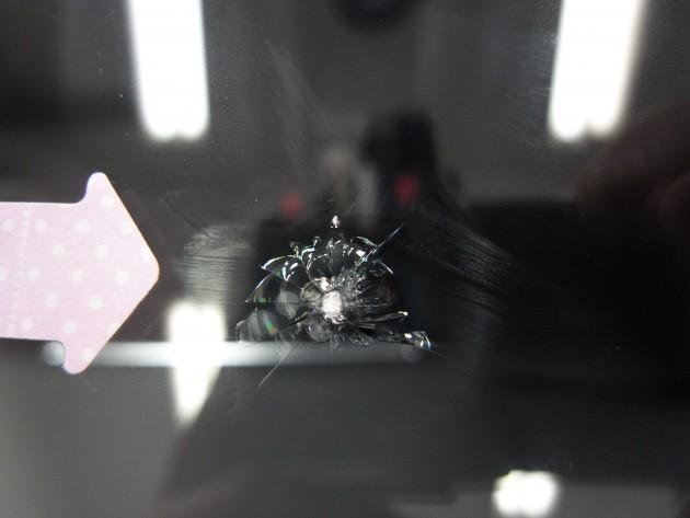 フロントガラス修理 大阪