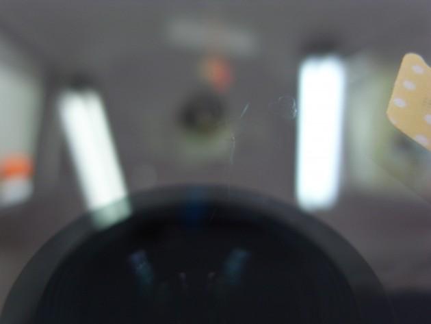 フロントガラス ヒビ割れ リペア