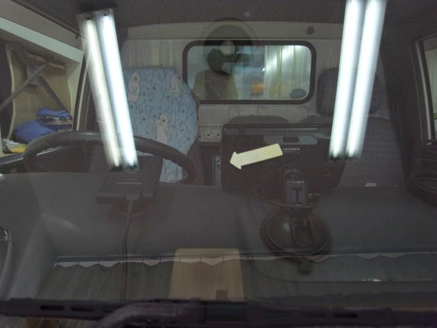 車ガラス ウインドリペア