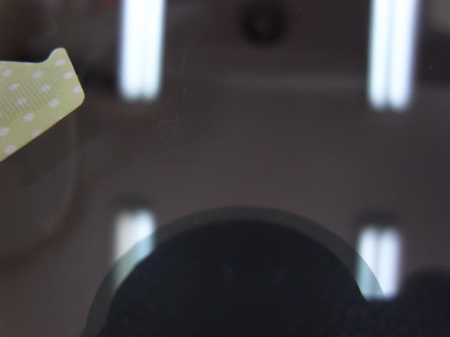 フロントガラス ヒビ リペア