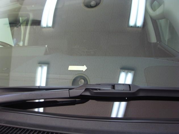 フロントガラス修理