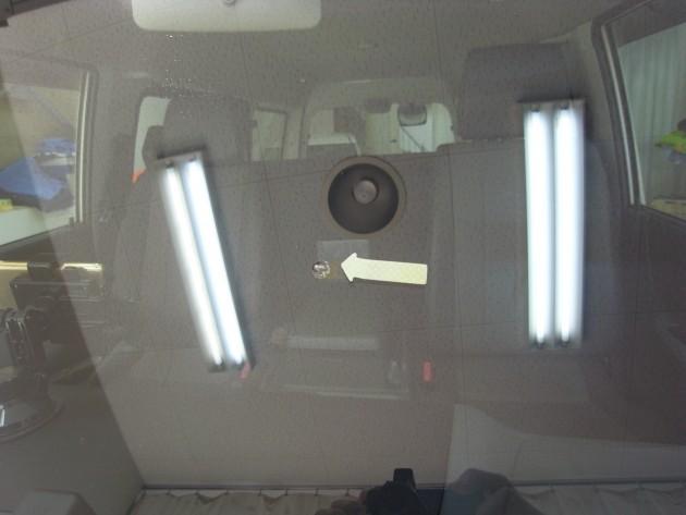 車 ガラス修理