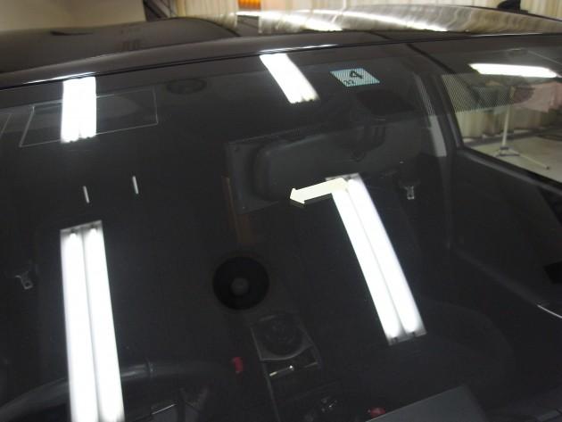 自動車 ガラス リペア