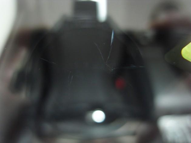 フロント ガラス リペア