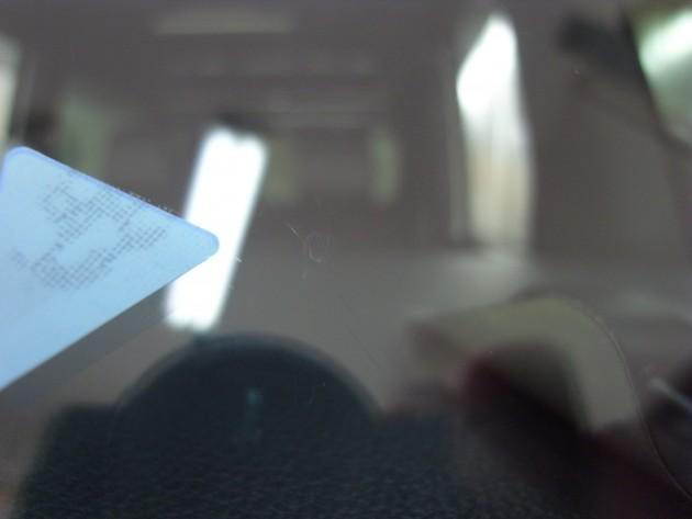 自動車ガラス ヒビ リペア