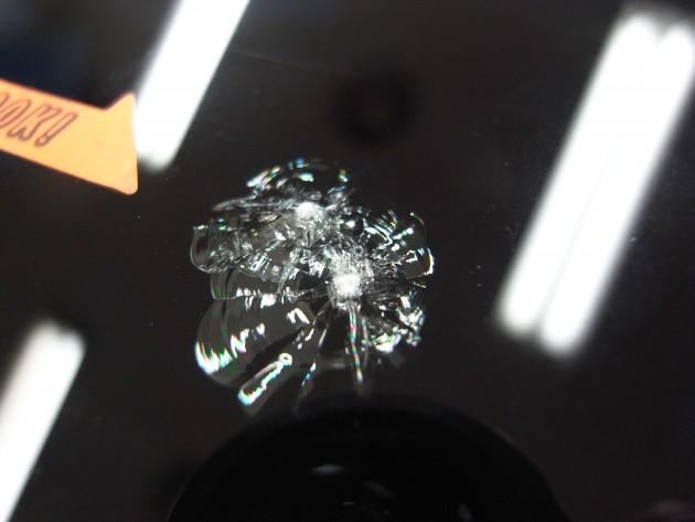 フロントガラス リペア
